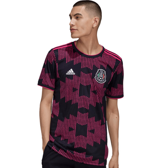 Adidas 2021 Mexico FMF Home Jersey Large
